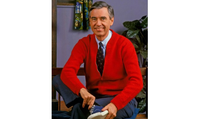 Introducing The Mister Rogers Alpaca Sweater Just In Time For The Movie Hi Tech Chic