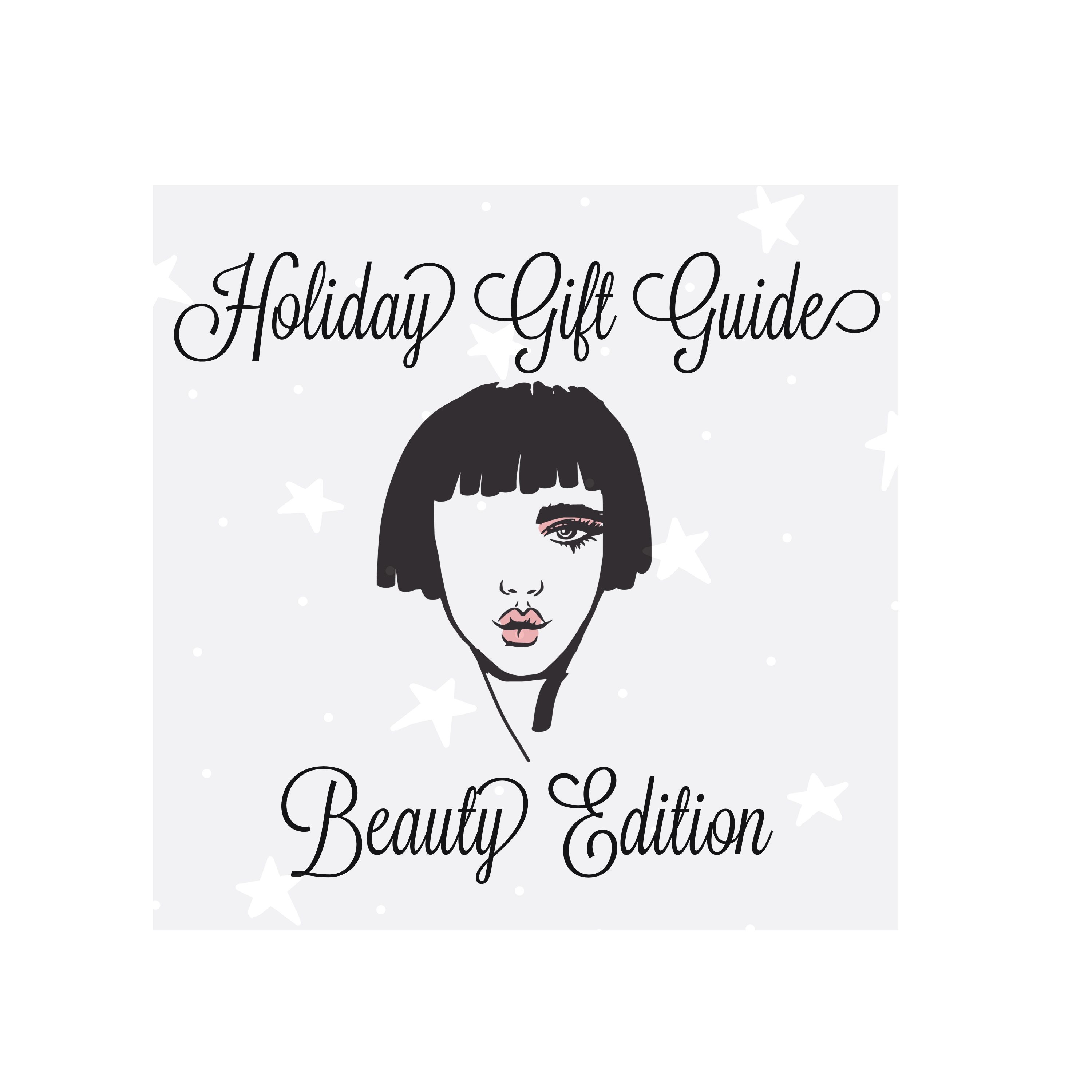 Holiday Gift Guide Beauty Border