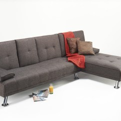Buy Sofa Bed New York Goose Down Pillows Fabric Hi 5 Home Furniture The Designer Chaise Longue