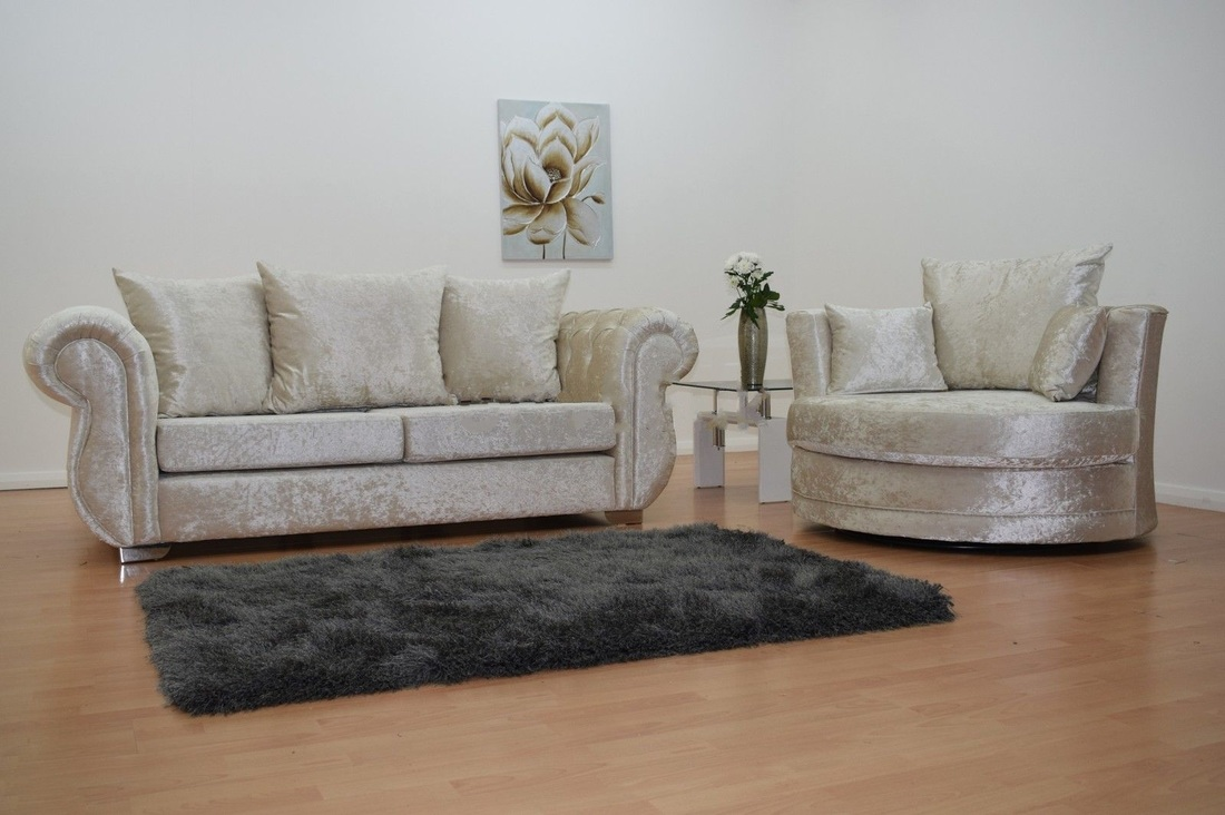 black 3 seater sofa and cuddle chair under storage containers windsor chesterfield - hi 5 home furniture