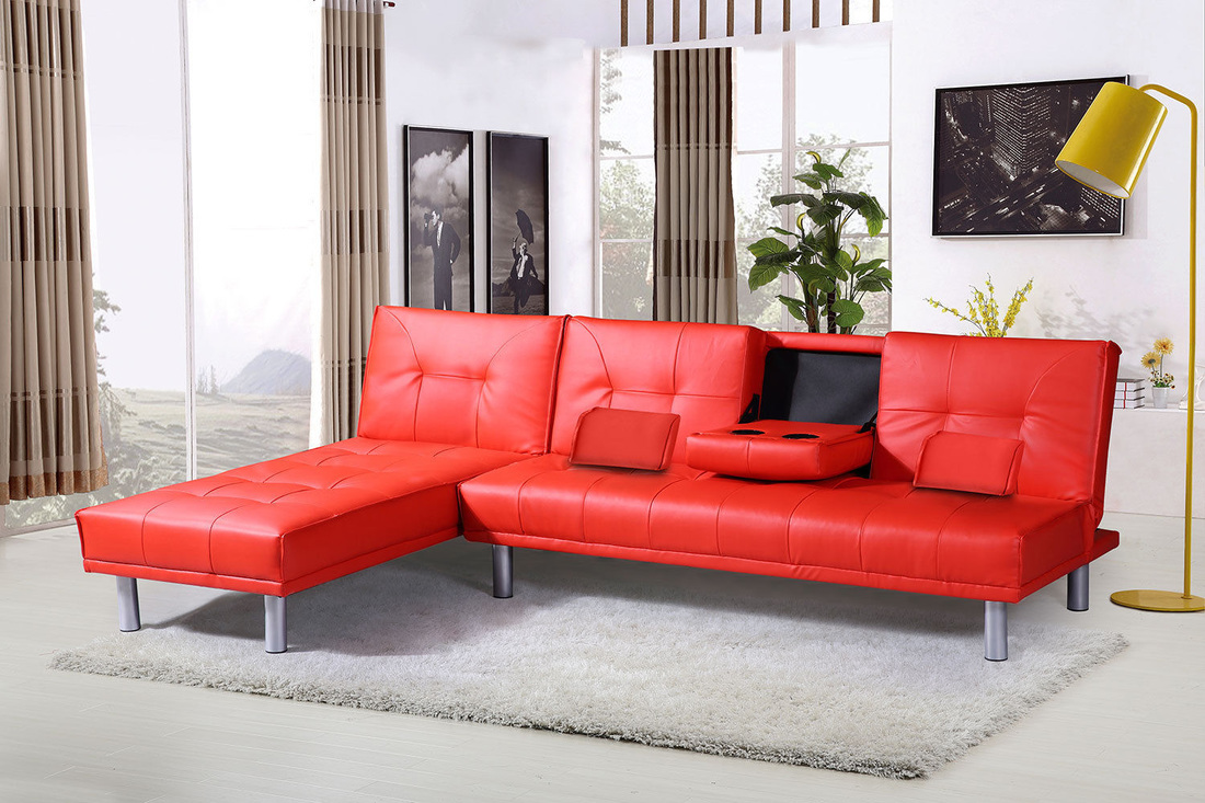corner sofa bed new york christopher pratts beds leather hi 5 home furniture designer cinema tv style with table