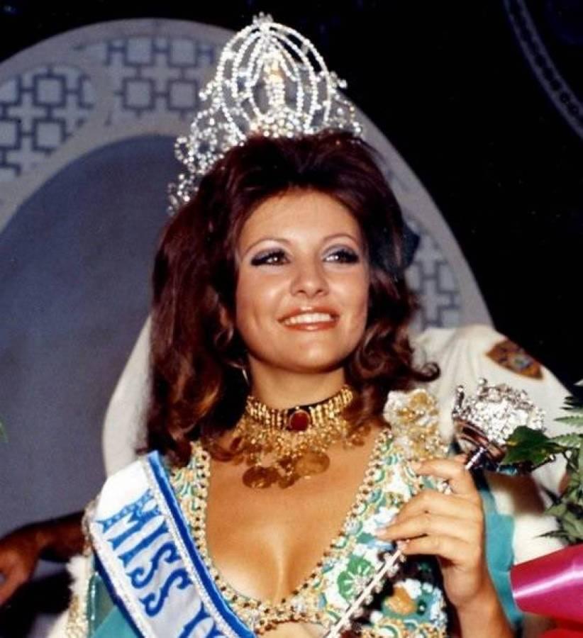 جورجينا رزق ولقب ملكة جمال