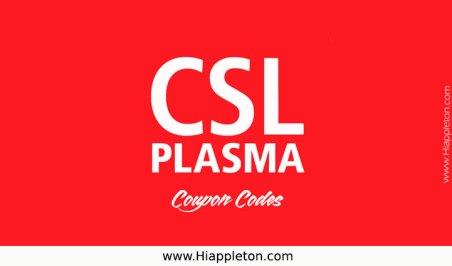 CSL Plasma Coupon