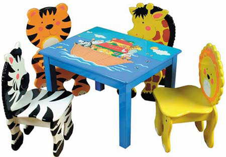 wooden childrens rocking chair cowhide chairs and ottomans kids furniture for the nursery or bedroom