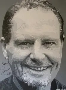Paul Gazza Gascoigne - The Hibbs Lupus Trust