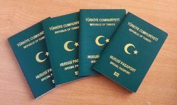 Yeşil Pasaportumuz