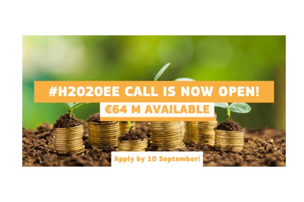 Ufuk2020 Programı Enerji Verimliliği 2020 Çağrısı Açıldı