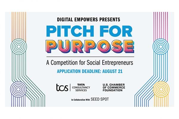 Teknoloji Girişimcilerine Destek: Pitch for Purpose