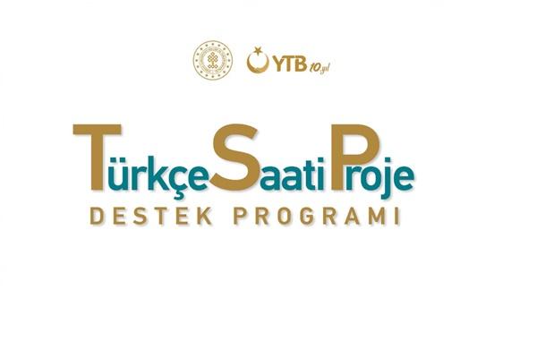 Türkçe Saati Proje Destek Programı YTB