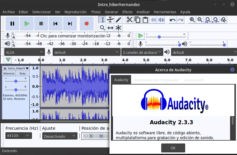 MUSE Group ya es dueño del editor de audio Audacity