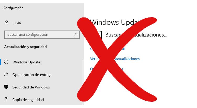 Cómo desactivar las actualizaciones automáticas en Windows 10