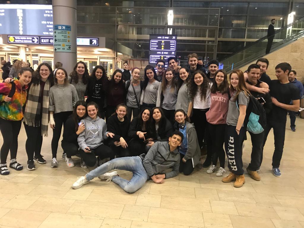 Israel – Day 1