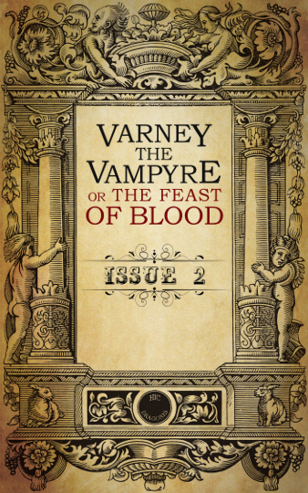 Varney the Vampyre Issue 2