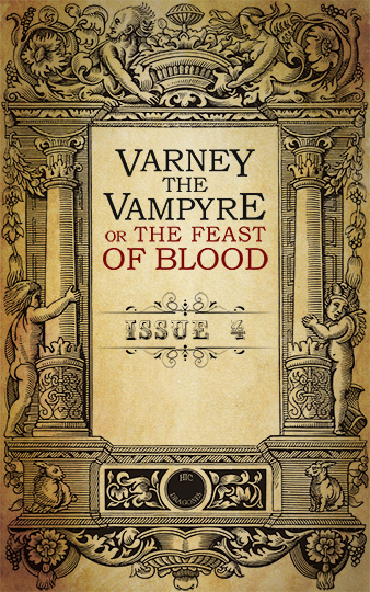 Varney the Vampyre issue 4