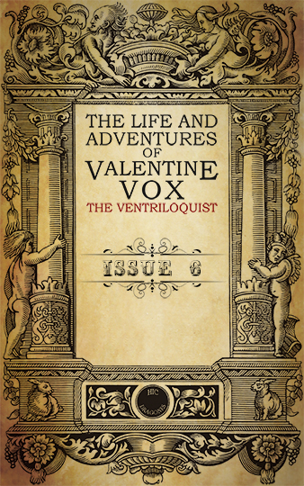Valentine Vox - issue 6