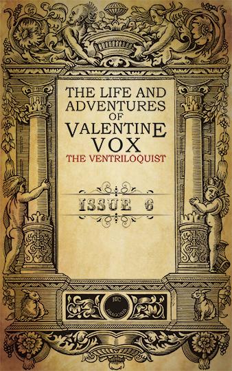 Valentine Vox - issue 6