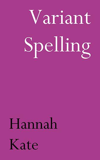 Variant Spelling