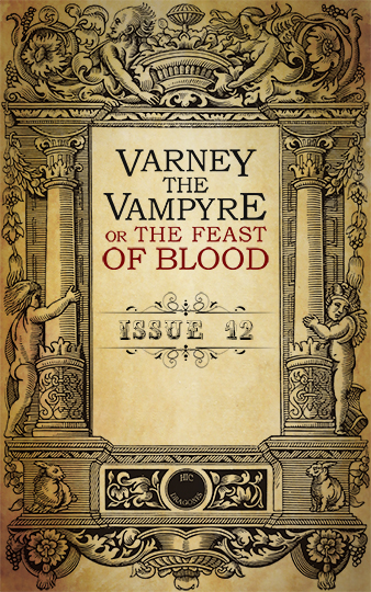 Varney the Vampyre - issue 12