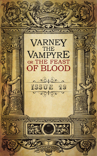 Varney the Vampyre - issue 13