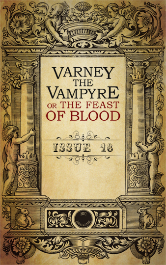 Varney the Vampyre - issue 18