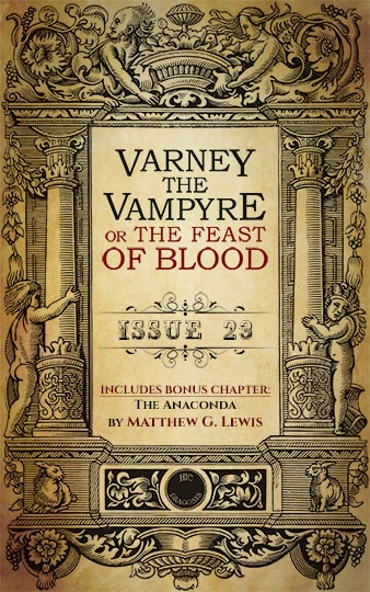 Varney the Vampyre - issue 23