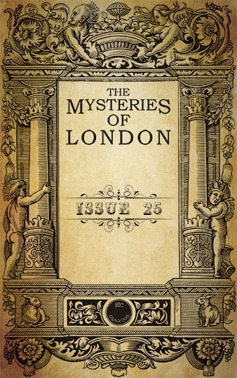 The Mysteries of London - issue 25