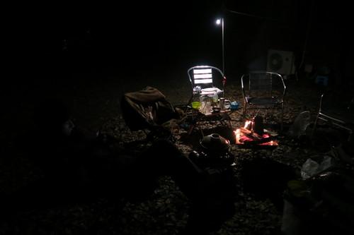 キャンプ集合