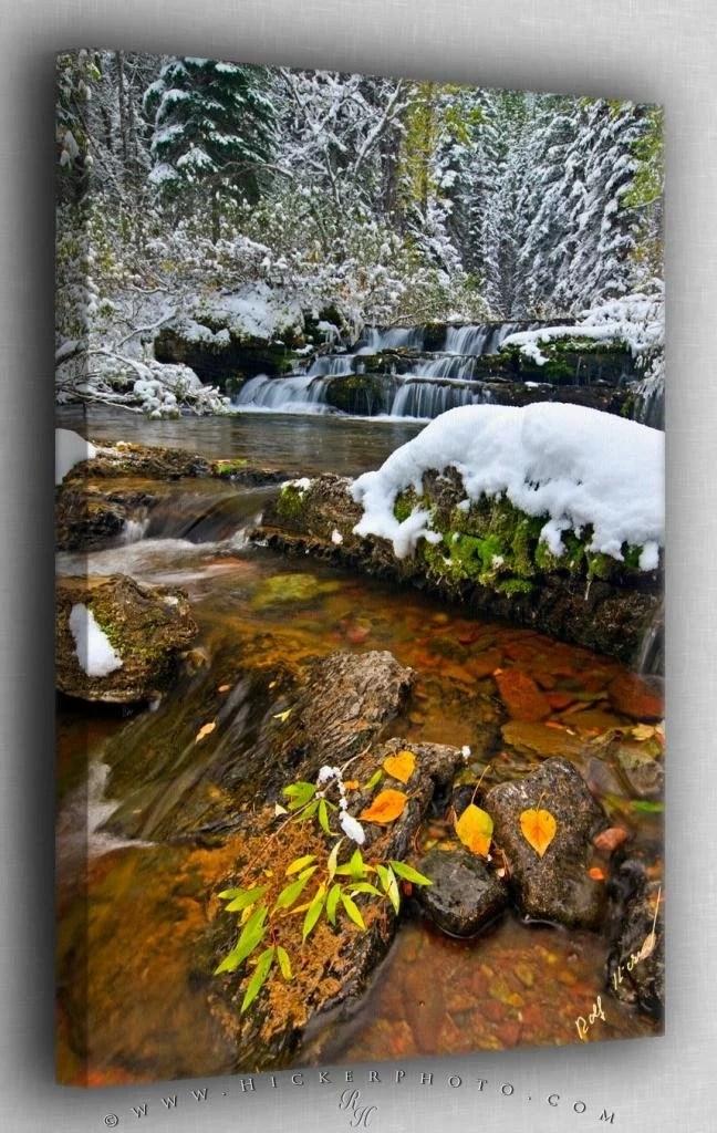 Fall Leaves Wallpaper For Desktop Nature Motives Portrait Format Shop