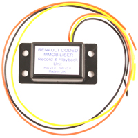renault trafic ecu wiring diagram 2000 chevy blazer headlight hickleys emulation tools coded immobiliser record playback module rpm