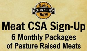 CSA Sign Up Web