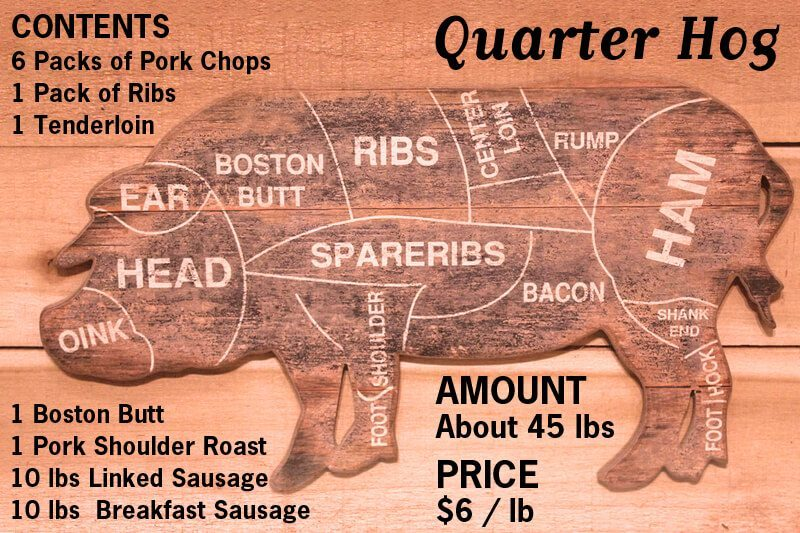 Quarter Hog