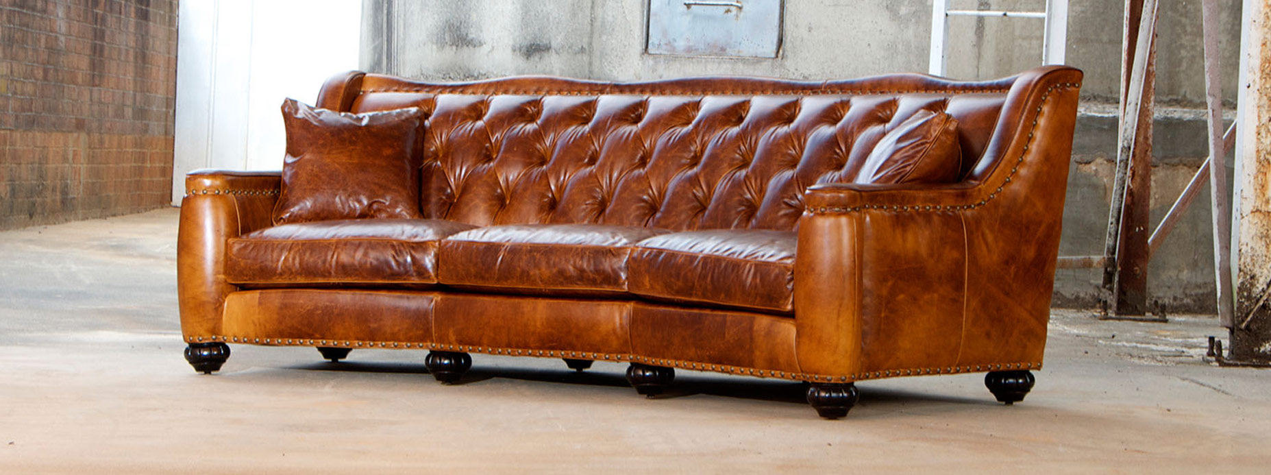 Classic Leather Furniture Discount Store and Showroom in