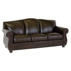 Ashley Axiom Leather Sofa Kivik Bed Instructions North Carolina Chesterfield Sofas Modern ...