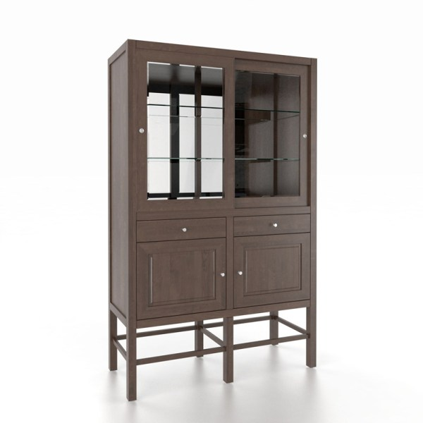Canadel BUF4876HK High Style Classic Contemporary ...