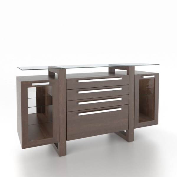 Canadel BUF6736HA High Style Classic Contemporary ...