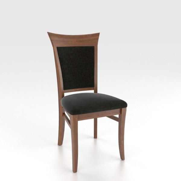 Canadel CHA0274TT Custom Dining Transitional Sidechair ...