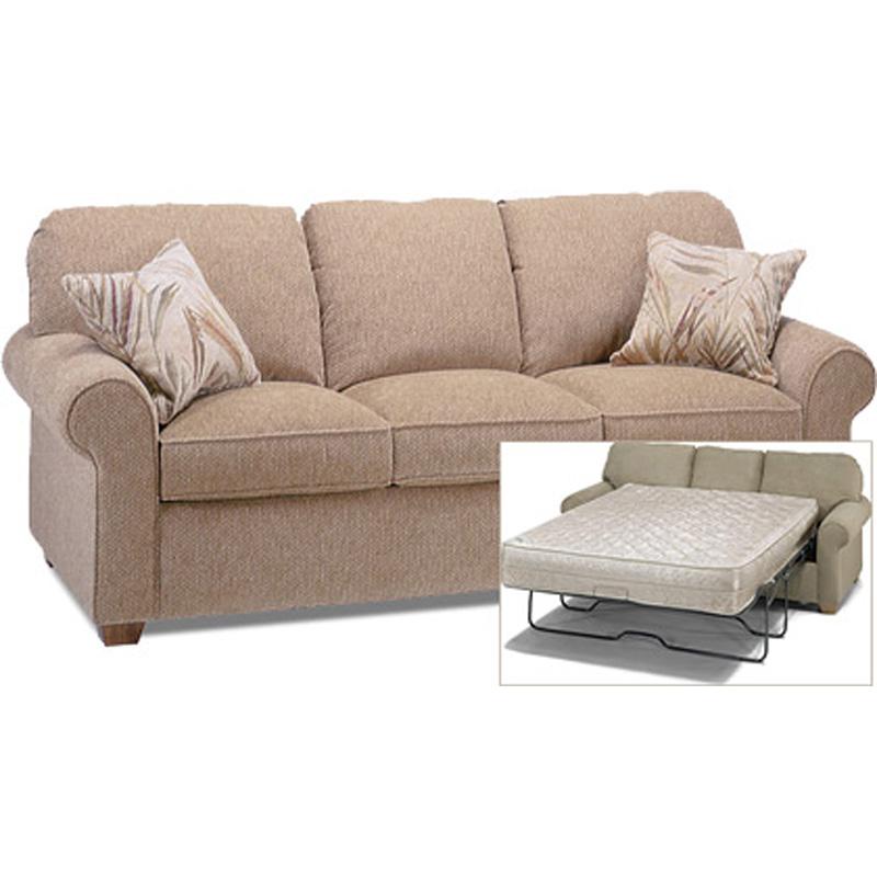 flexsteel thornton sectional sofa monroe 3 seater bed 5535-44 queen sleeper discount ...