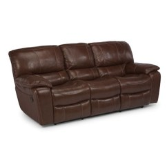 Flexsteel Leather Sofa Price Sleeper For Cheap 1241-62 Grandview Double Reclining Discount ...