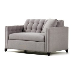 Broyhill Sectional Sofa Reviews White Leather Contemporary Loveseat Set Jessica Charles 2702 Theodore Sleeper Settee Discount ...