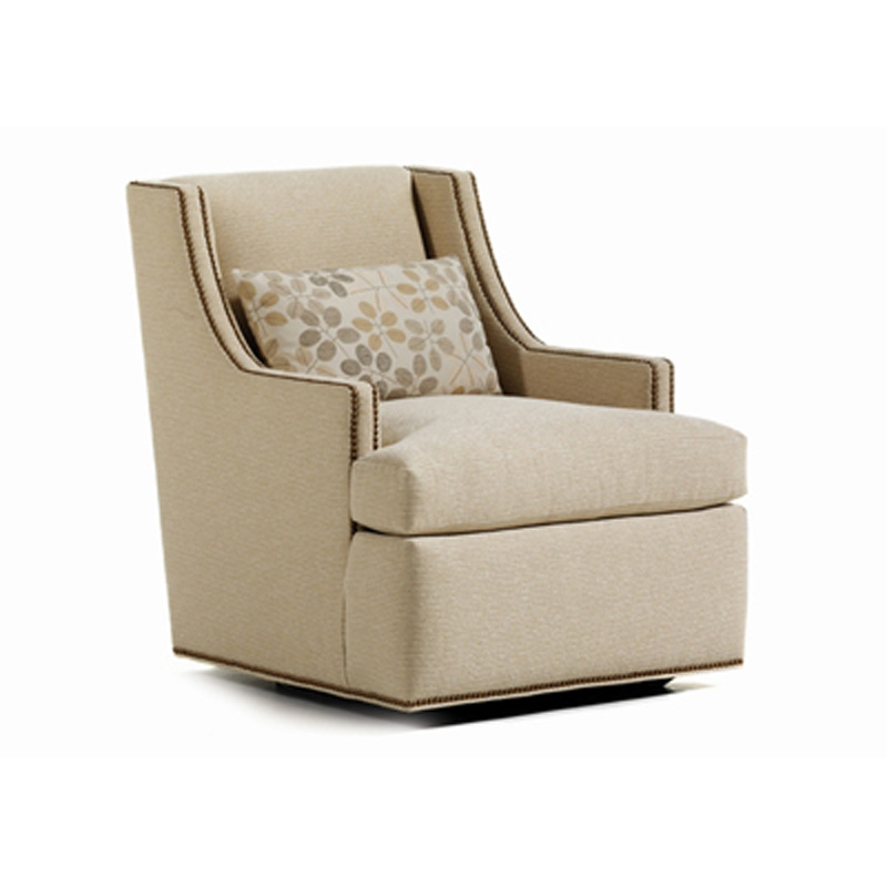 Jessica Charles 625S Jessica Charles Crosby Swivel Chair