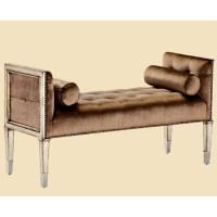 Marge Carson BOS48 Bossa Nova Bench Discount Furniture at ...