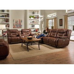 Crescent Power Sofa Recliner With Headrest Gold And Williams Sectional Southern Motion 874 Cresent Discount ...