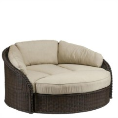 Resin Wicker Chair With Ottoman Clearance High Summer Classics 3479 Sedona Day Bed Discount Furniture At Hickory Park Galleries