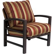 Tropitone 730511 Lakeside Cushion Lounge Chair