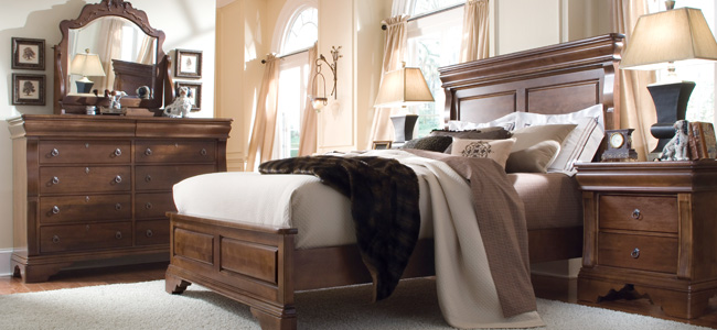 Laura Ashley Keswick Bedroom Collection by KINCAID shop Hickory Park Furniture Galleries