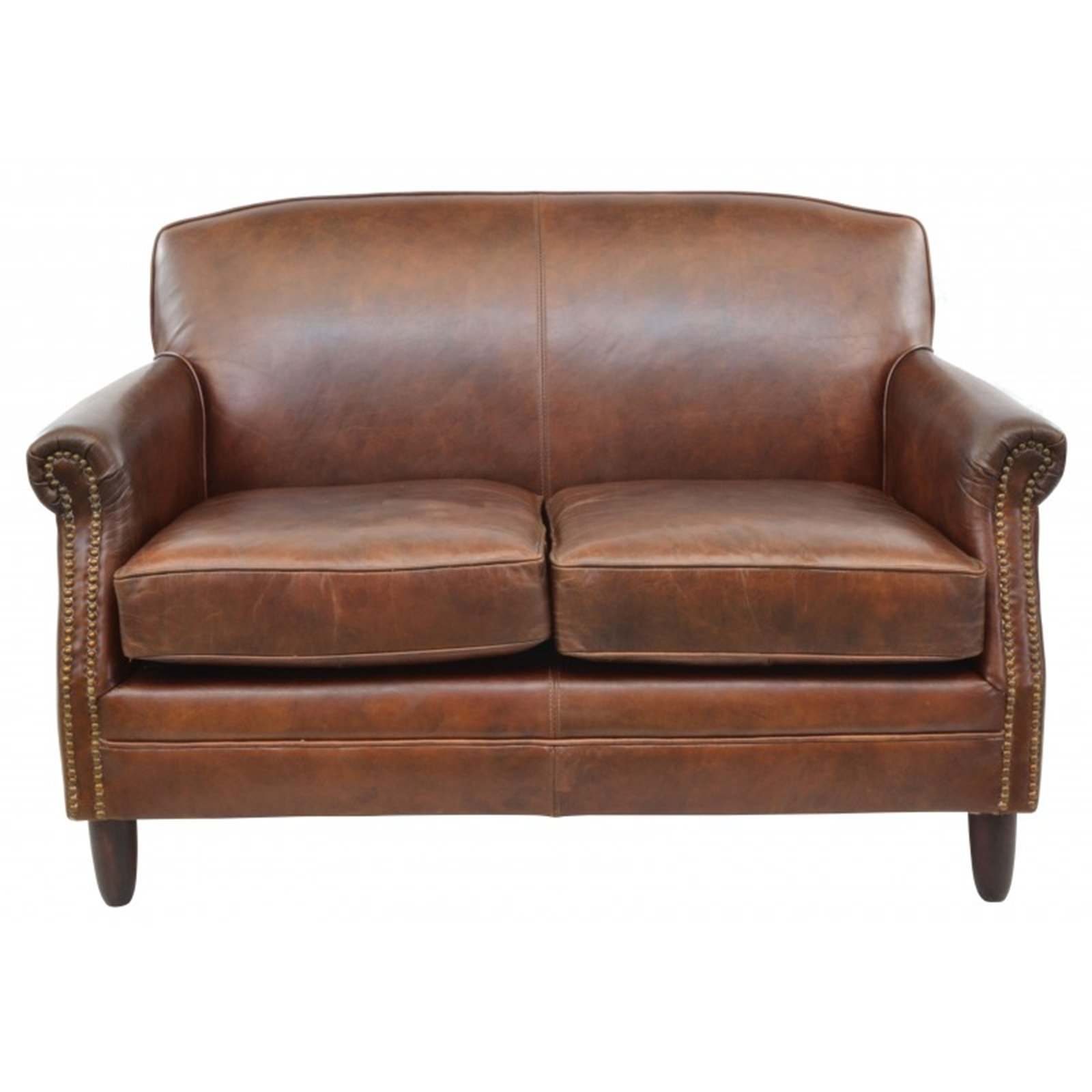 You can easily blend any décor with a leather sofa because leather fabric can complement any style. Leather 2 Seater Sofa