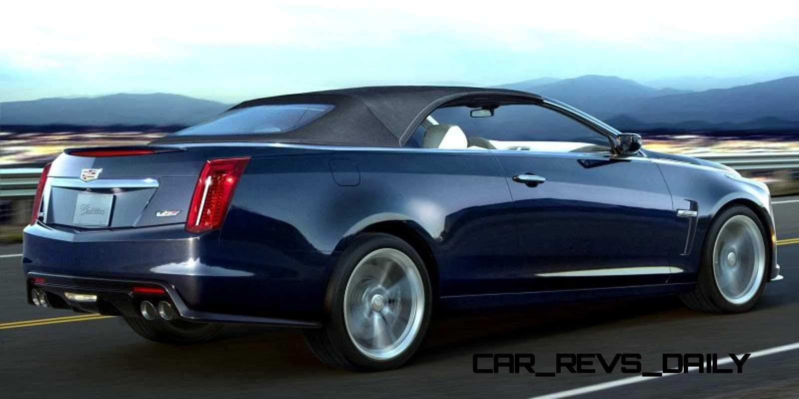 hight resolution of 2017 cadillac cts photo 2