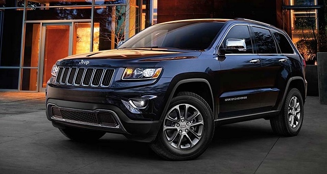 2018 Jeep Grand Cherokee S Limited UK Version Car Photos