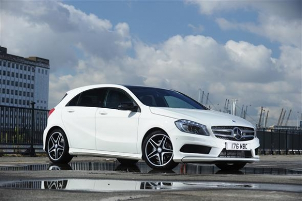 2019 Mercedes Benz A Class AMG Sport Car Photos Catalog 2018