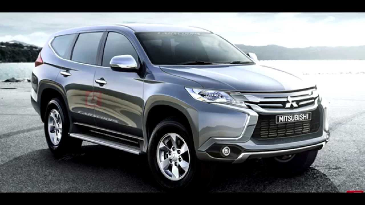 2019 Mitsubishi Montero Car Photos Catalog 2019